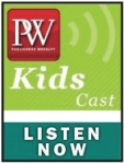 Publisher's Weekly KidsCast Interview