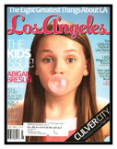 Lisi Harrison in Los Angeles Magazine
