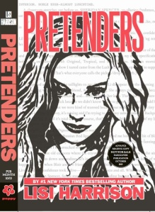 Pretenders ARC cover