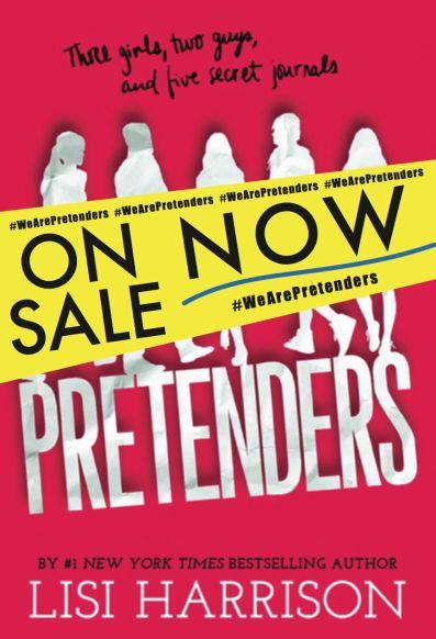 PRETENDERS ON SALE NOW