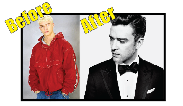 JT before vs after