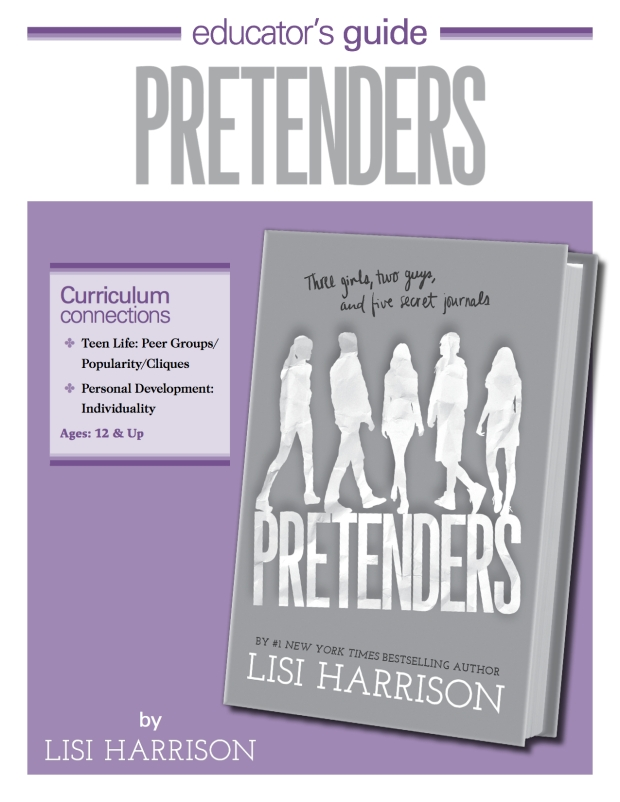 Pretenders Educator's Guide