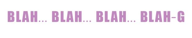 BLAH-G